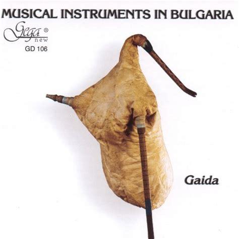 CD Gaida (Musical instruments in Bulgaria) : Comprar el ...