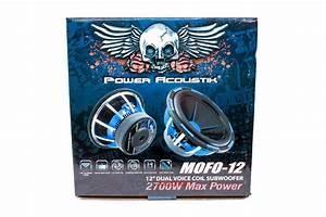 New Power Acoustik Mofo