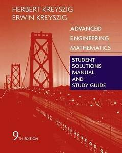 Advanced Engineering Mathematics By Herbert Kreyszig And