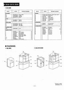 Technics Sb-2690