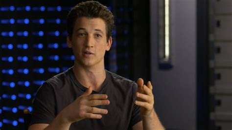Miles teller is well known for his role as peter hayes in the divergent movies. EXCLUSIVE: Miles Teller Has an Idea for an 'Insurgent ...