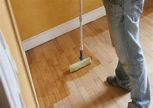 nettoyage parquet flottant parquet stratifi tout pratique With nettoyage parquet bois