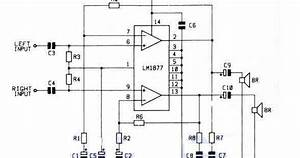Free Owners Manual Pdf  Simple 2 Watt Stereo Amplifier