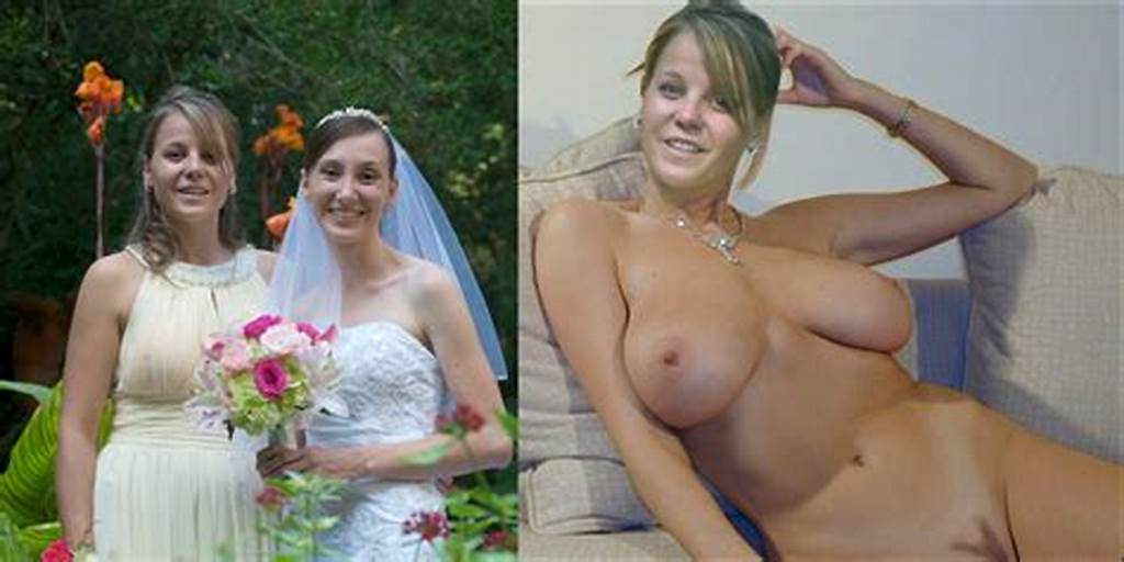#Busty #Bridesmaid