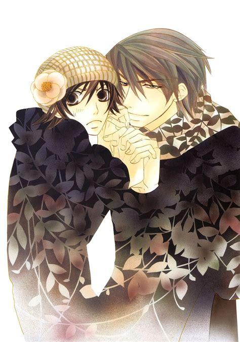 The manga is licensed in north america by sublime. Usagi x Misaki   Junjou romantica, Anime heaven, Anime