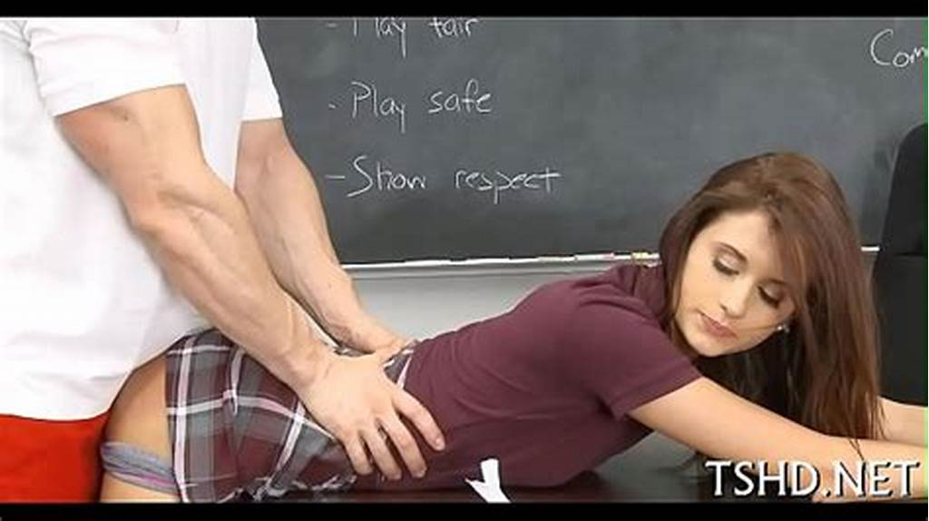 #Teacher #Drills #Schoolgirl