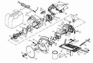 Porter Cable 324mag Circular Saw Parts