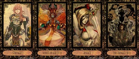 Check spelling or type a new query. Bisag Unsa: Final Fantasy Tarot Cards