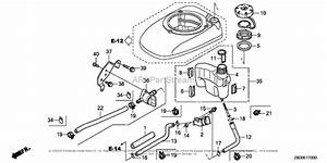 Honda Engines Gcv190la N5ap Engine  Usa  Vin  Gjaaa