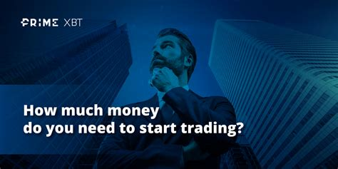 Wanting to get started with bitcoin, but unsure how it all works? How much money do you need to start trading? | by PrimeXBT | Prime XBT Blog Has Moved To ...