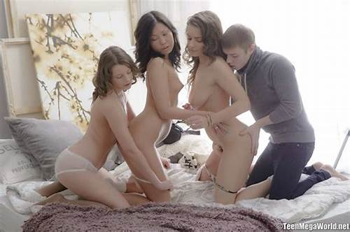 Sultry Tub Foursome With Three Very Horny Teenage #Three #Perfect #Teens #Sharing #Sticky #Jizz #After #Nasty #Foursome