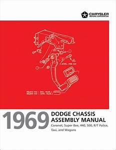 1969 Coronet  Super Bee   U0026 R  T Wiring Diagram Manual Reprint