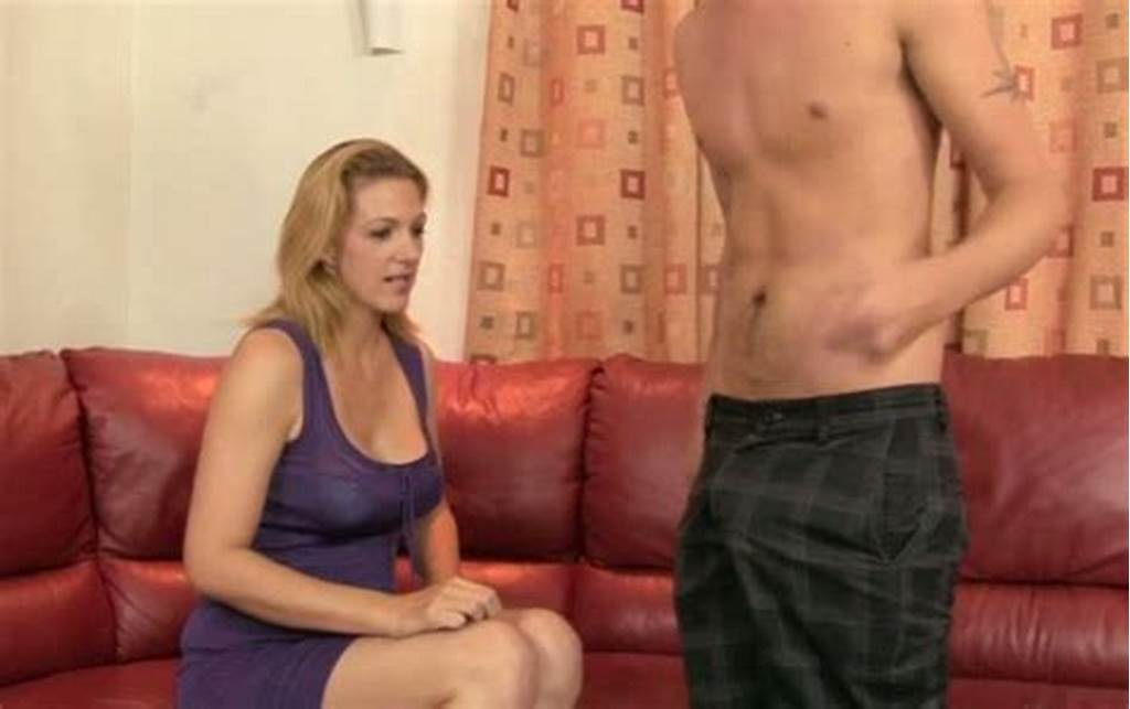 #Naughty #And #Horny #Milf #Seduces #Young #Guy #And #Blows #His #Cock