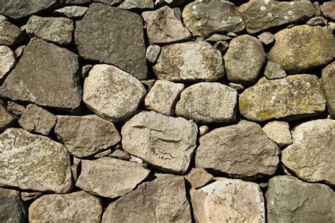 Seamless Stone Ground Texture Background Stock Image