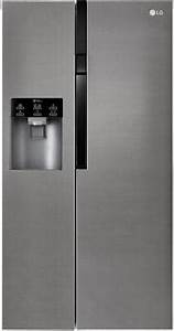 Lg Side By Side Gsl 361 Icez : lg gsl 361 icez a side by side dark graphit no frost door mounted icemaker von lg ~ Frokenaadalensverden.com Haus und Dekorationen
