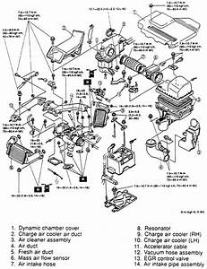97 Mazda Protege Engine Diagram