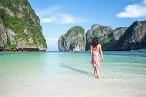 Maya Beach in Thailand to close thanks to damage from ...