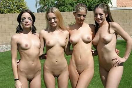 Nude Group Teenage
