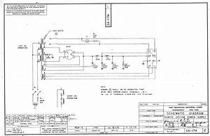 V12 Amplifier Schematic Diagram