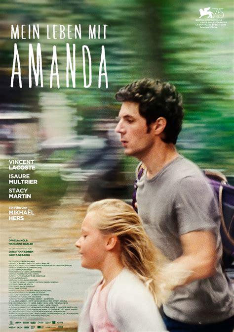 Mein leben mit amanda online stream deutsch komplett 2018. Mein Leben mit Amanda - Film 2018 - FILMSTARTS.de