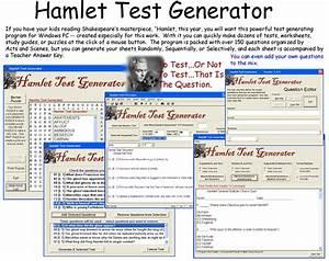 Hamlet Test Generator
