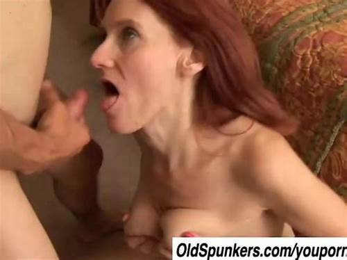 Milf Enjoys The Tasty Of A Old Anal #Debra #Is #A #Skinny #Mature #Redhead #Who #Loves #The #Taste #Of