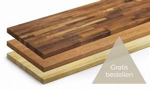 Holzplatte Massiv Eiche : holzplatte massiv kaufen gw31 kyushucon ~ Markanthonyermac.com Haus und Dekorationen
