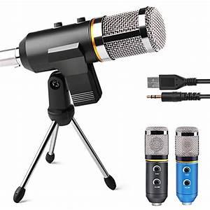 Professional Usb Condenser Microphone