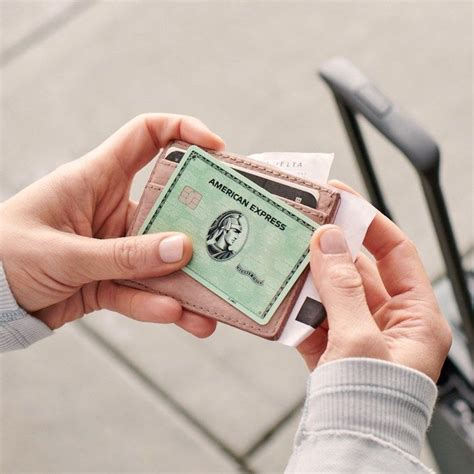 Maybe you would like to learn more about one of these? Amex Green Card Relaunched with Big Bonus and New Benefits   Green cards, Cards, American ...