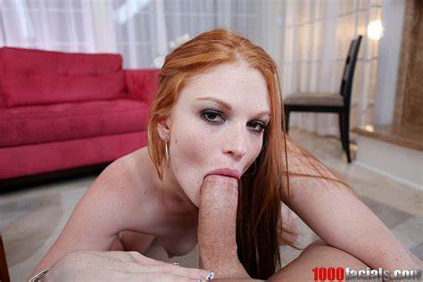 Classy Red Haired Masturbate So Sloppy