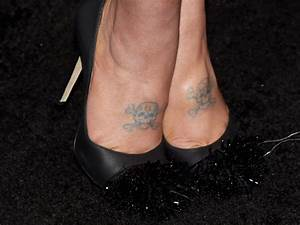 Celebrity tattoos: can you name the star from their ink ...