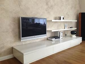 Wandgestaltung Im Wohnzimmer : kubsen wohnzimmer wandgestaltung ideen ~ Sanjose-hotels-ca.com Haus und Dekorationen