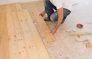 Parkett Auf Fußbodenheizung : parkett selbst verlegen unsere anleitung inklusive ~ Michelbontemps.com Haus und Dekorationen