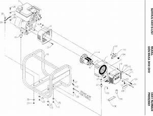 Powermate Pc0523001 Parts List Pm0523001 Diagram