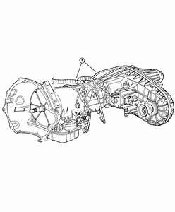 2006 Dodge Ram 2500 Wiring  Transmission   Elec Shift