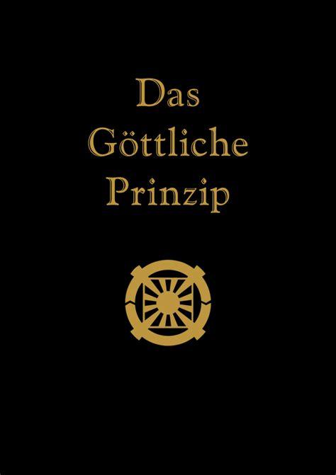 Kando-Verlag - Das Göttliche Prinzip