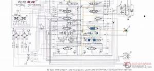Kobelco Sk115-135 Electric Diagram