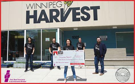 Последние твиты от bsi insurance (@bsi_insurance). Keep Manitoba Flat: $8500 raised for Winnipeg Harvest. | BSI Insurance