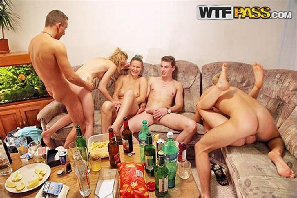#College #Chicks #Suffer #From #The #Wild #Orgies
