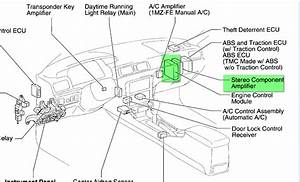 Full  2010 Rav4 Stereo Wiring Diagram