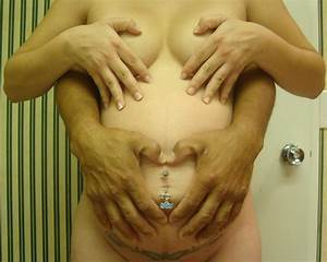 Feburary 2013 Belly of the month. Pregnancy Belly Ring ...