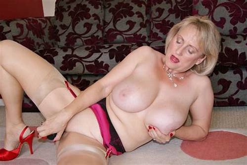 Sultry English Milf Banged In Her Pussy #Fucking #Her #Big #Black #Toy