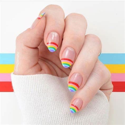 Queremos reforçar a visibilidade de toda a comunidade lgbt+. 20 nail arts perfeitas para celebrar o mês do orgulho LGBT ...