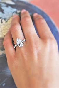1000 ideas about elegant wedding rings on pinterest With tear drop wedding ring