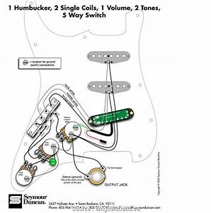 Fender Fat Strat Hss Wiring Diagram