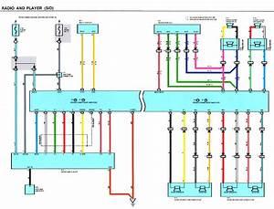 Lexus Is200 Audio Wiring Diagram