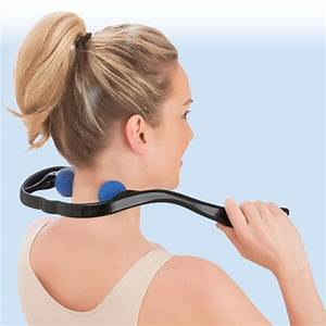 Neck  U0026 Shoulder Manual Deep Tissue Massager