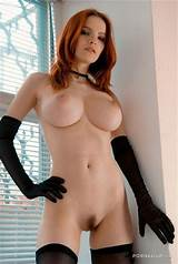 Big tited red heads