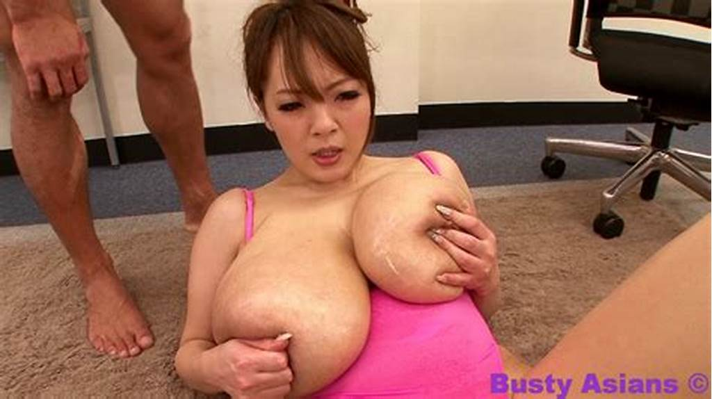 #Busty #Asian #Hitomi #Tanaka #Babe #With #Oil #Massage #In #Her #Big