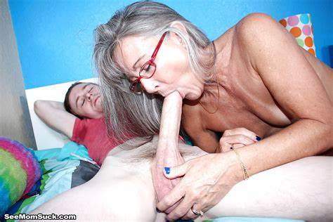 Porn Movies Dealing With Huge Grey Haired Boner